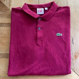 Lacost Polo shirt size XL